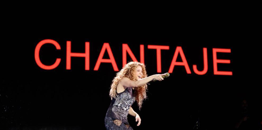 Shakira deleita a ecuatorianos en penúltimo concierto de