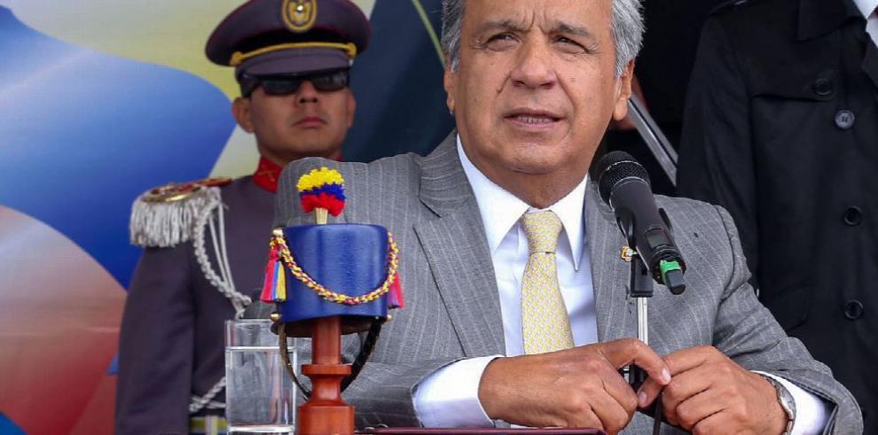 Moreno busca reformar ley de medios de Correa