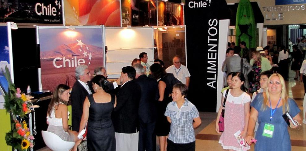 Chile y Perú exponen su oferta en Expocomer