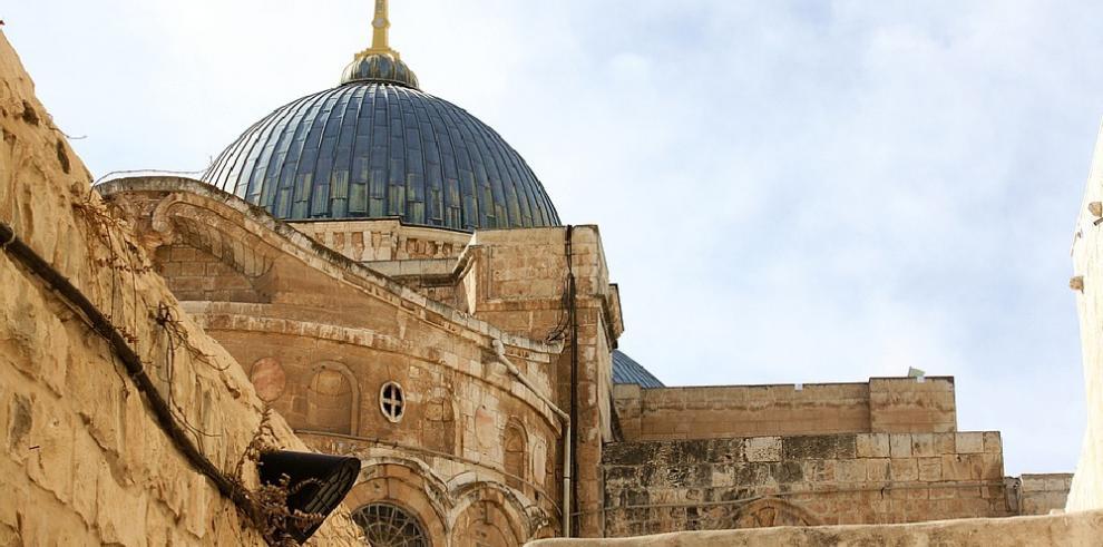 El Santo Sepulcro sigue cerrado por segundo día consecutivo