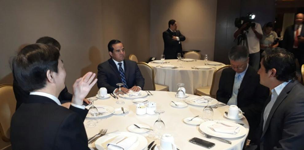 'La expectativa es recuperar el volumen en el mercado asiático', ministro Carles