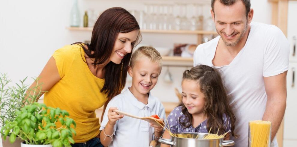 La participación de los infantes en decisiones alimenticias