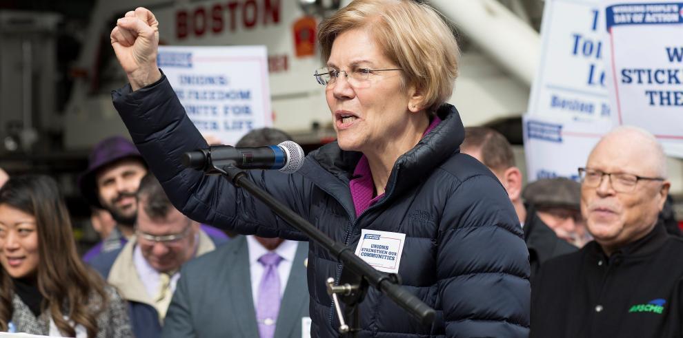 Sondeo da ventaja de un 16% a demócratas para legislativas de 2018 en EEUU