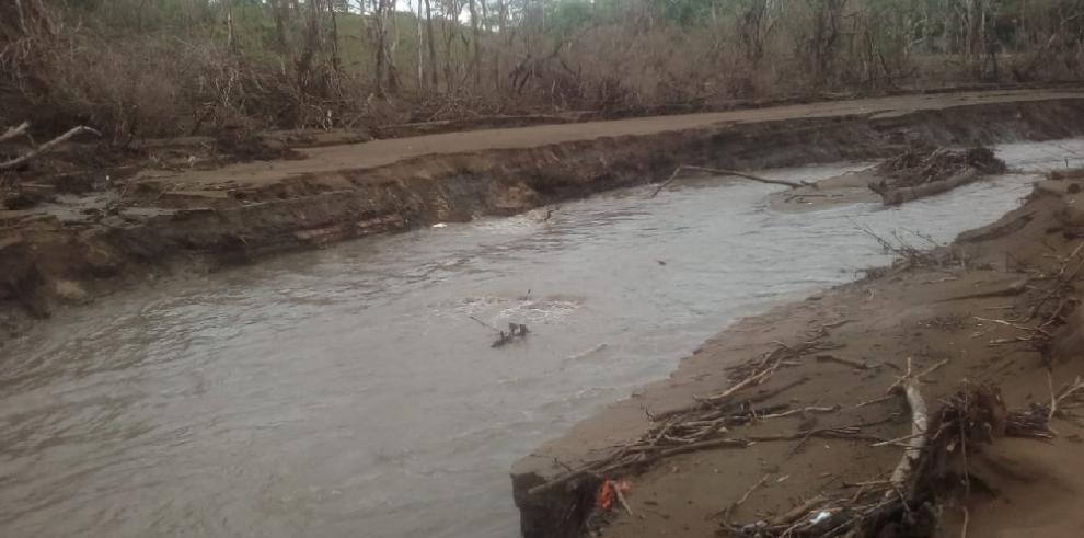 Admiten demanda contra GENISA por mortandad de peces en Río Tabasará