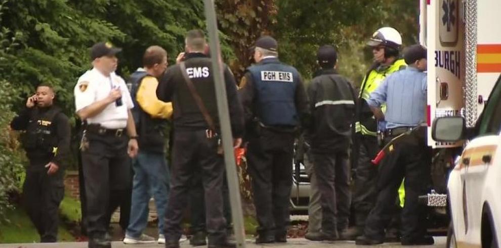 Detienen al autor de un tiroteo con varios muertos en una sinagoga de EE.UU.