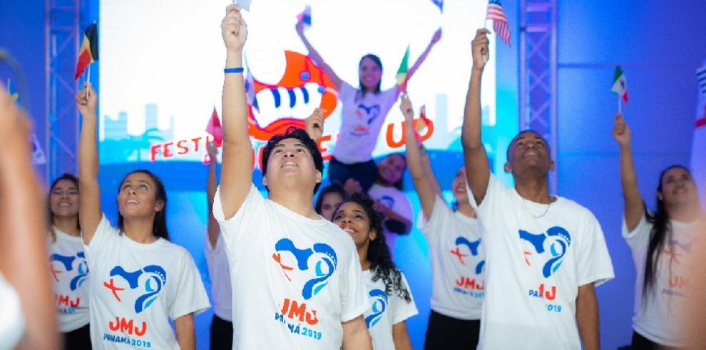 JMJ presenta el programa oficial del Festival de la Juventud
