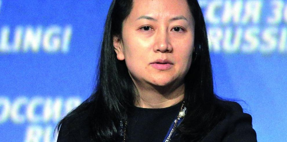 China rechaza detención de ejecutiva de Huawei tras solicitud de EE.UU.