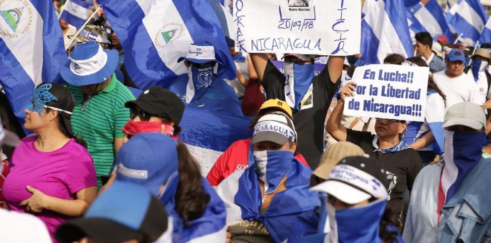 Comisión oficial de Nicaragua sube a 282 los muertos