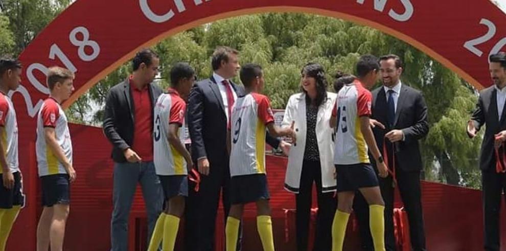 Equipo sub 13 de Plaza Amador conquista el tercer lugar de la Liga de Concacaf