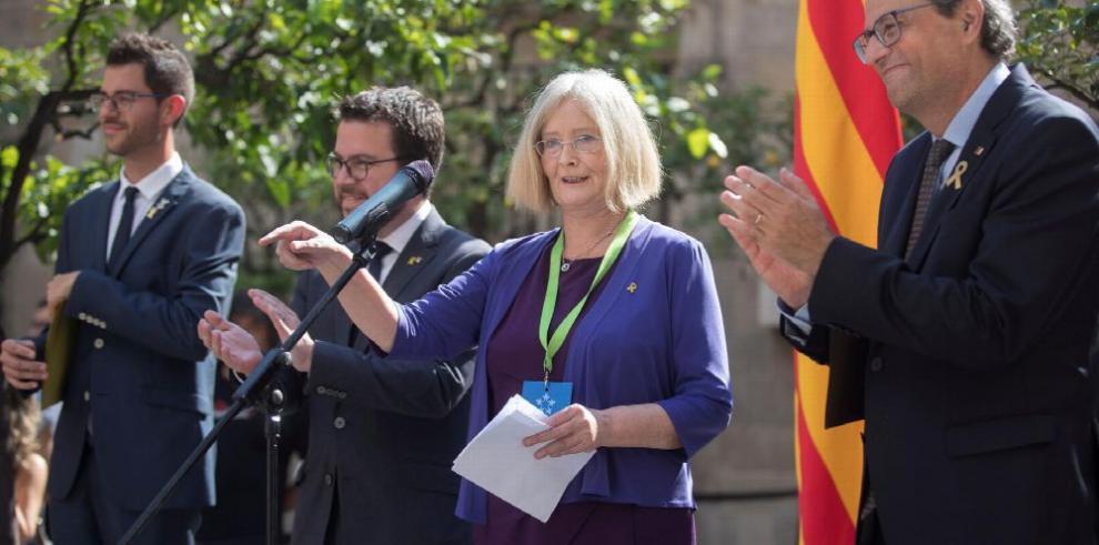 Gobierno catalán vive tensiones internas por diferencias