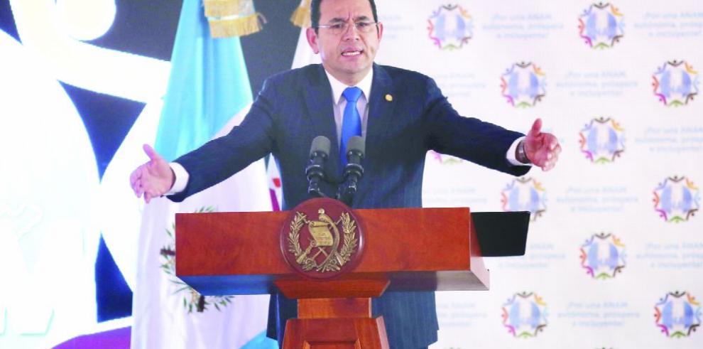 Salida de investigadores del CICIG de Guatemala queda en suspenso
