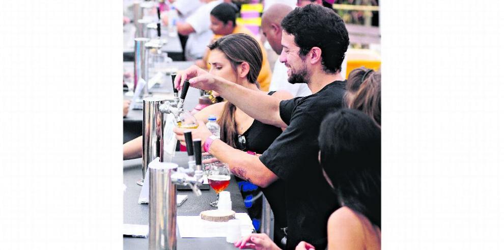 Cervezas artesanales amplían su mercado