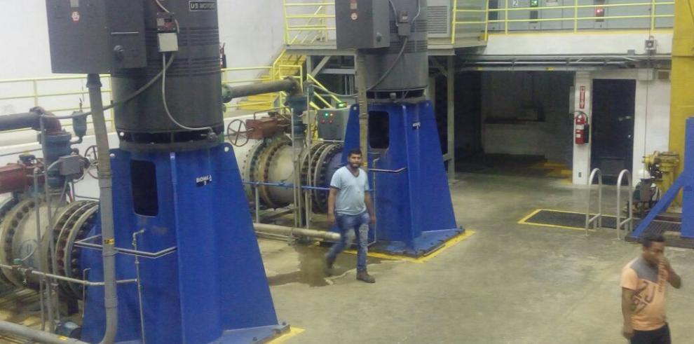 Falla eléctrica detiene producción de agua en la planta potabilizadora de Chilibre
