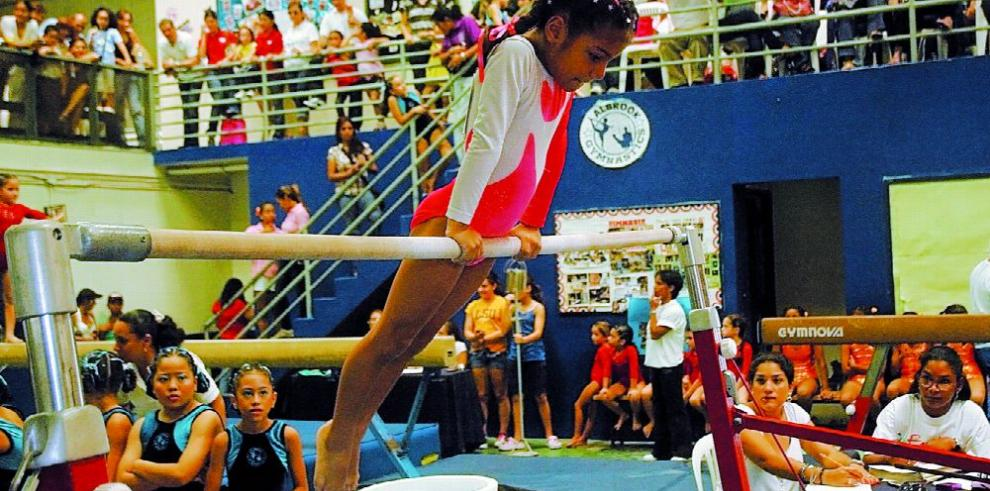 Panamá, sede de la gimnasia artística
