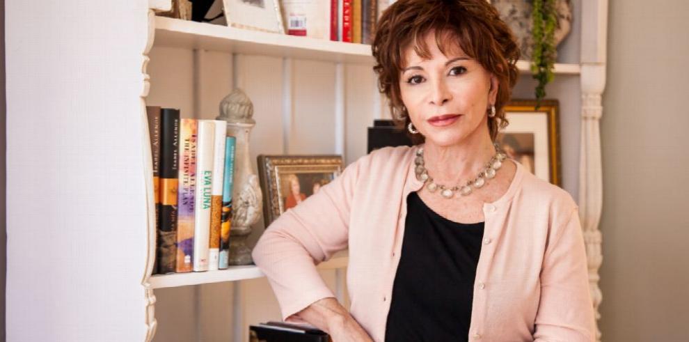 Isabel Allende: 'La migración solo se da por desesperación'