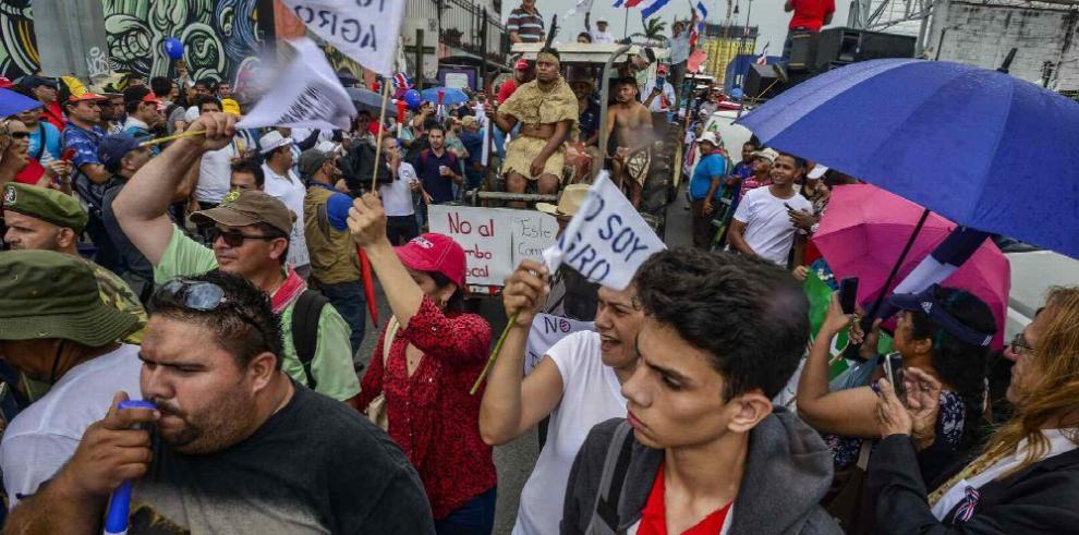 Sindicatos de Costa Rica se sienten fuertes y seguirán con huelga