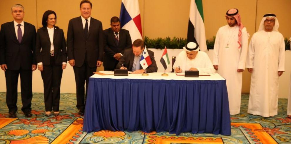 Panamá y Dubái promoverán mayor inversión