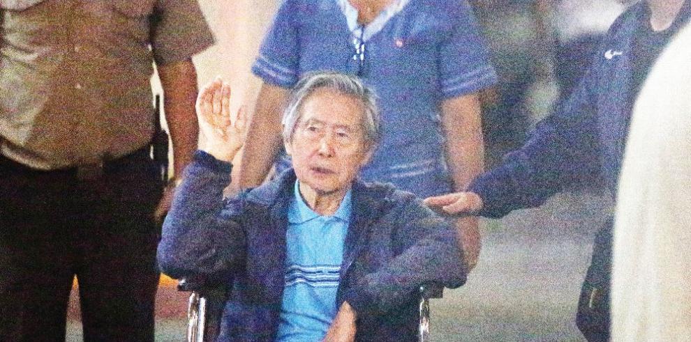 Tribunal mantiene acusación penal sobre Fujimori