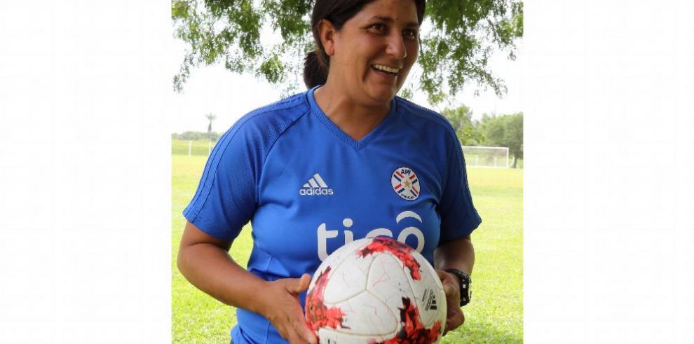 Epifania Benítez, la dama que llevó a Paraguay al Mundial