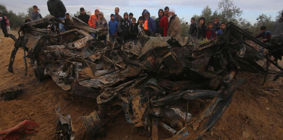 Violencia en la Franja de Gaza recrudece