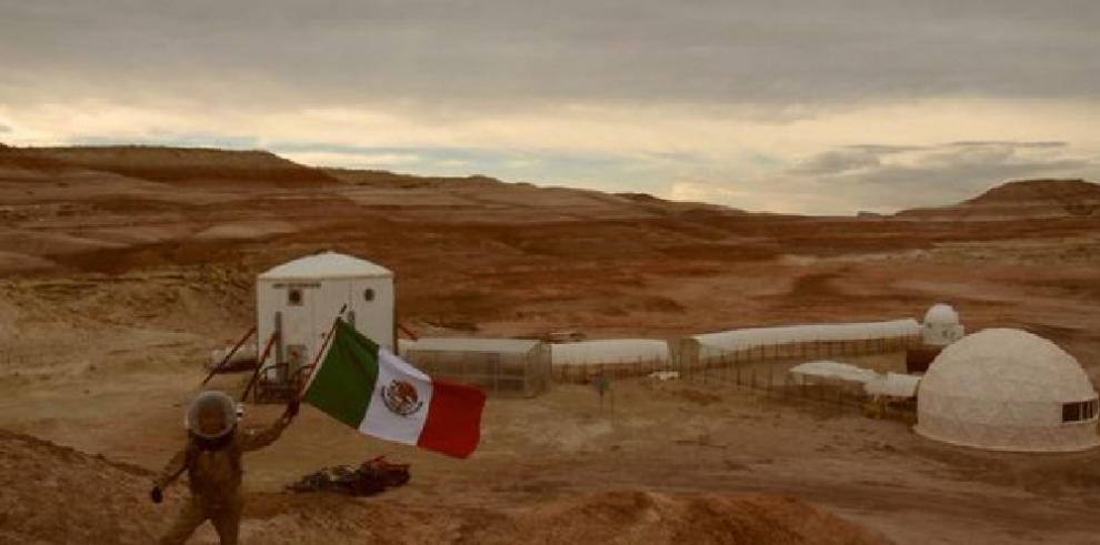 Mexicanos vivirán el ambiente hostil de Marte en el desierto de Utah