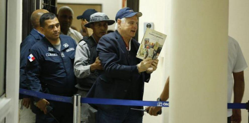 Circula proyecto de fallo firmado por el magistrado Ortega en caso Martinelli