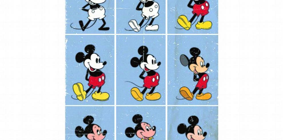 Mickey Mouse, la estrella de Disney