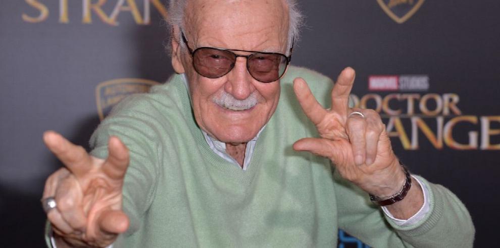 Adiós a Stan Lee, la leyenda de Marvel Comics