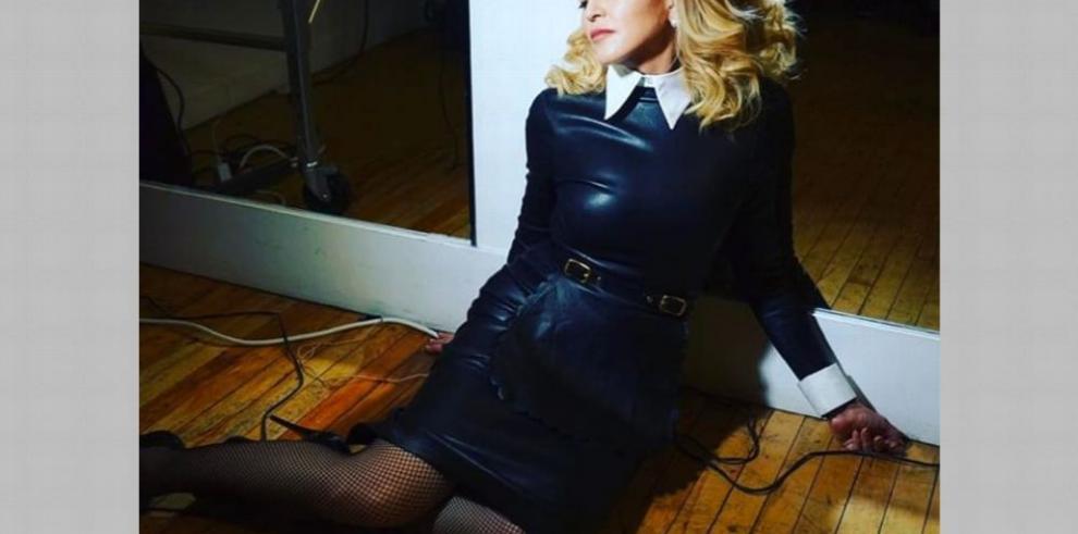 Madonna, la sexagenaria diva de la provocación