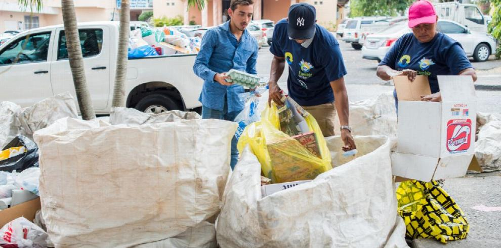 Una alianza que promueven el uso apto de los residuos