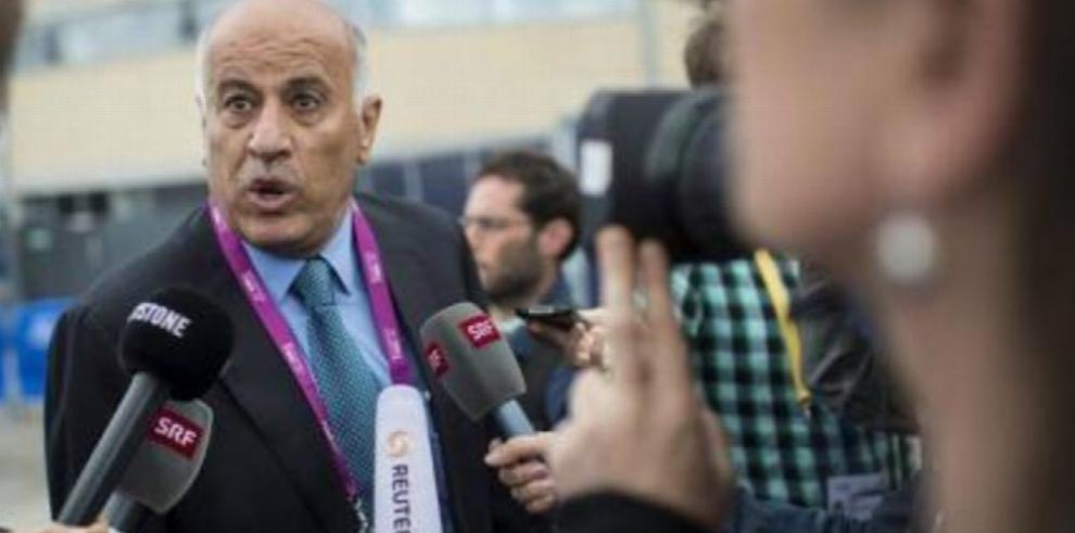 FIFA sanciona al presidente de la Asociación Palestina de Fútbol