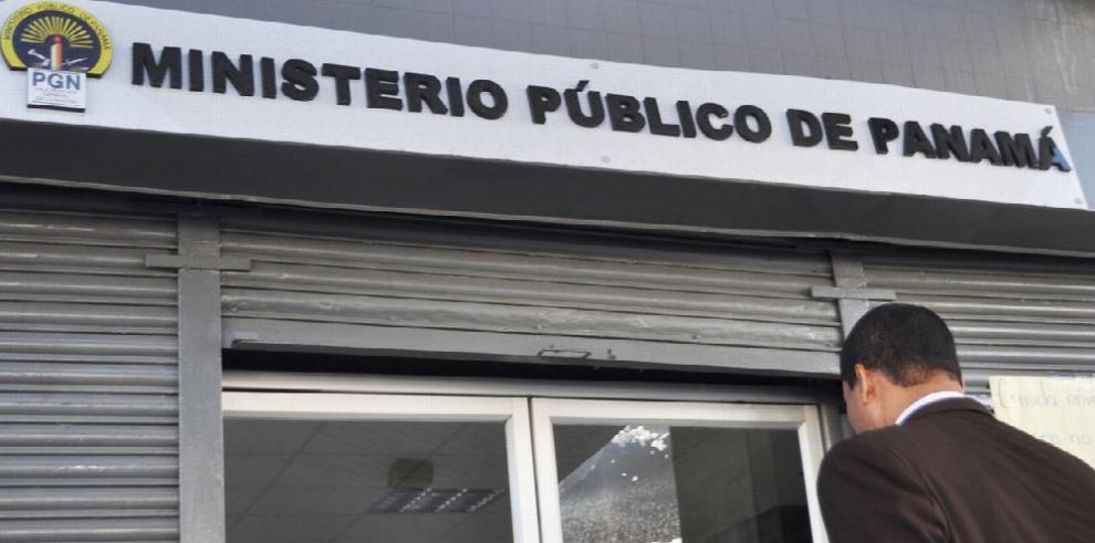 Ministerio Público dará un trámite expedito a caso de juntas comunales