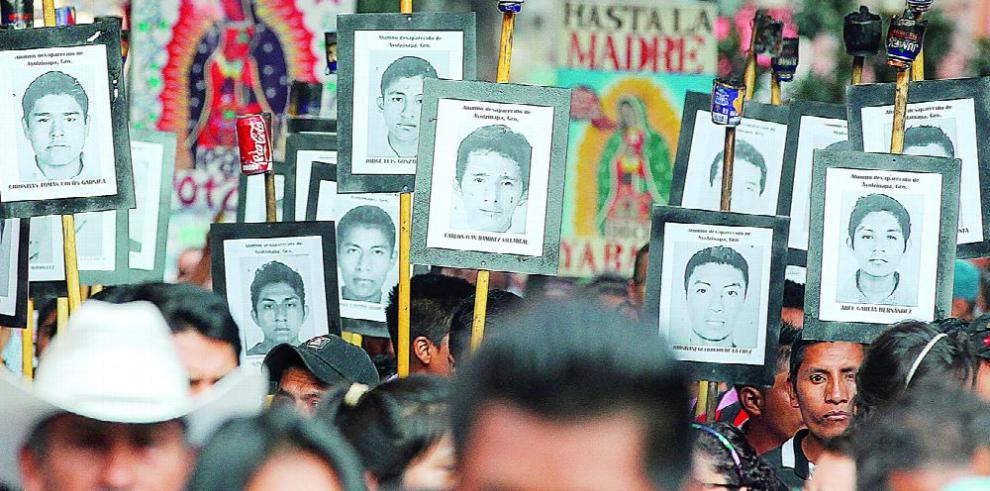 Comisión de DDHH evalúa sentencia sobre Ayotzinapa