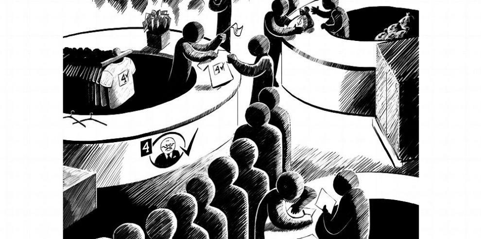 Sociedades Anónimas Políticas