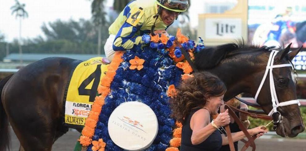 Ganador del Derby de Kentucky 2017 está de vuelta