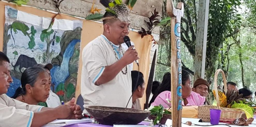 Coonapip respalda a los nasos en su lucha por la comarca