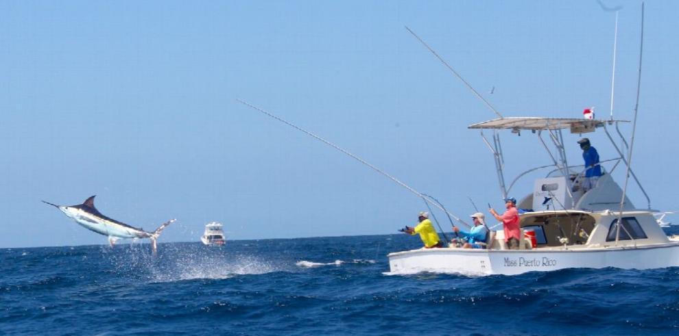 Gran pesca hubo en el torneo Tropic Longe