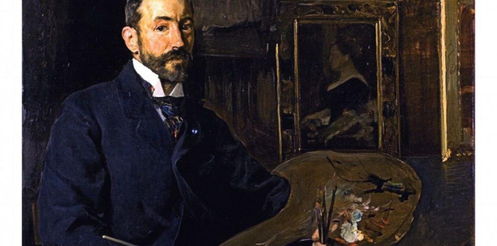 El desconocido pintor contemporáneo