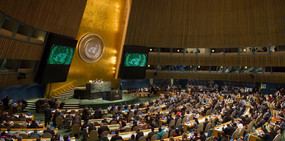 Colombia defiende en la ONU acuerdo de paz con las FARC y asume grandes retos