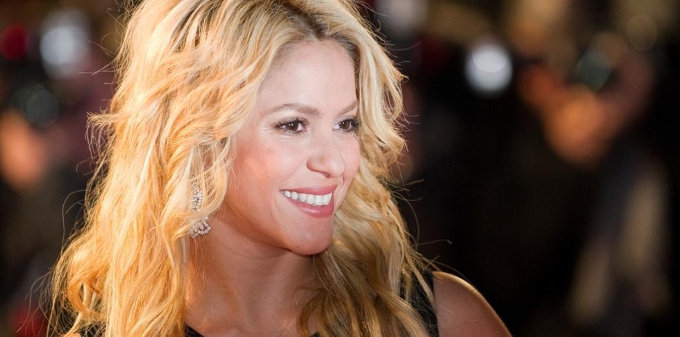 Shakira recorrerá siete países de América Latina en su gira 'El Dorado'