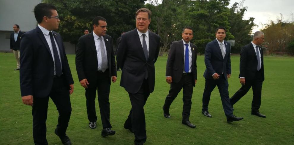 Varela pide arbitraje entre Suntracs y Capac