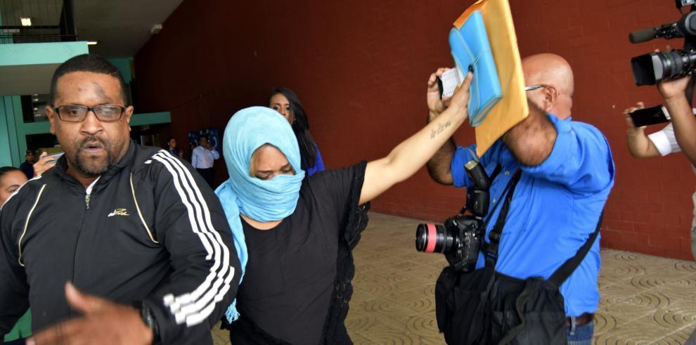Milagros Lay tendrá que realizar trabajos comunitario en San Miguelito
