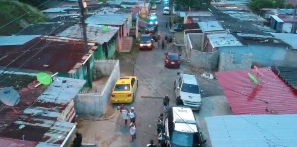 PN realizó operativo 'Gedeón' en Colón