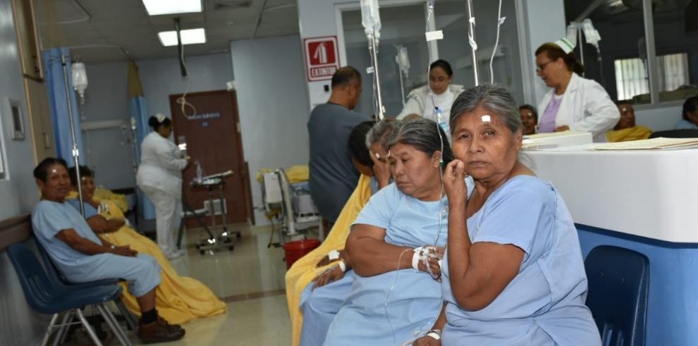 CSS ofrece resultados de la gestión de salud en Bocas del Toro