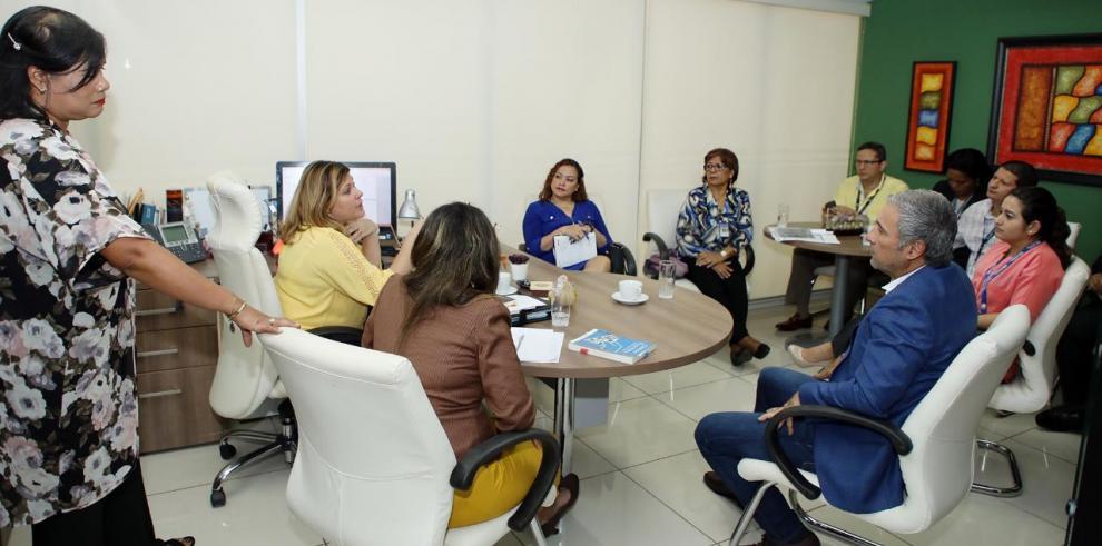 TE y MEF buscan optimizar atención a beneficiarios de fallecidos del Cepadem