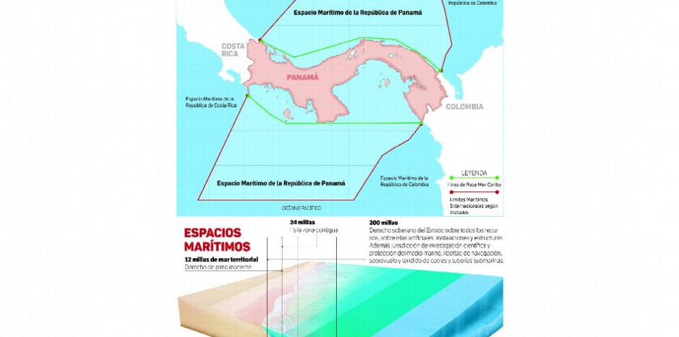 Después de 22 años, Panamá define sus límites marítimos