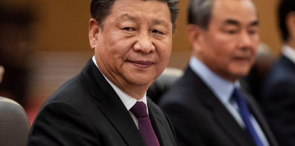 Xi recibe en Pekín a expresidentes latinoamericanos