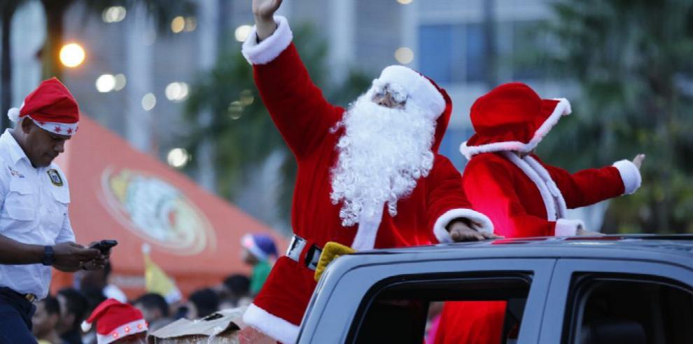 Desfile: 'Brilla la Navidad 2018'