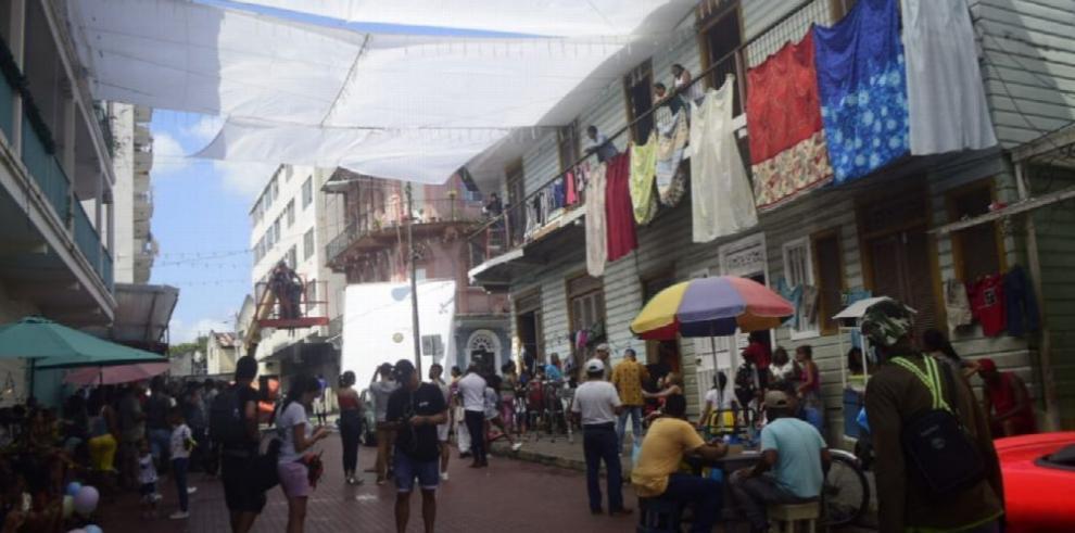 Comienza el rodaje de 'La casa de papel' en Panamá