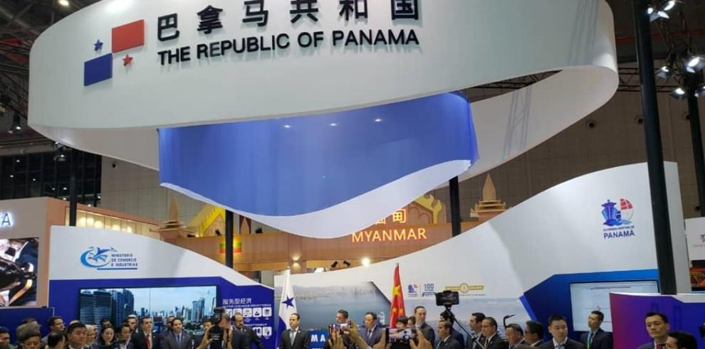 Compañías panameñas venden más de $ 30 millones en feria de Shanghái